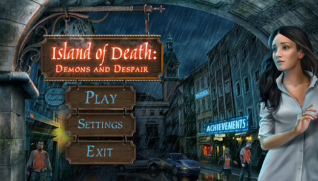 ����� Island of Death: Demons and Despair 2013